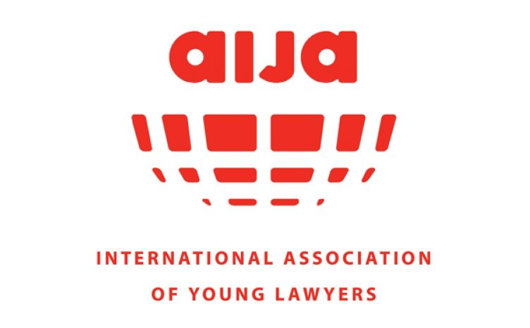International Association of Young Lawyers: AIJA Logo