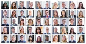 Collage - Stewarts - employees