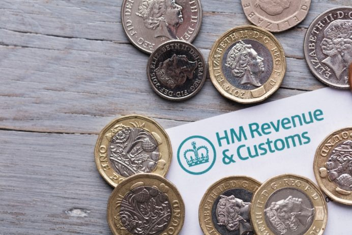 HMRC - Tax - Pound sterling