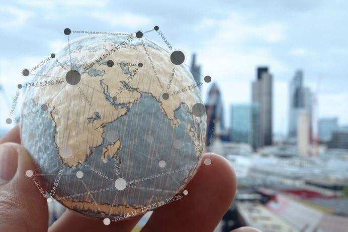 Globe -Africa