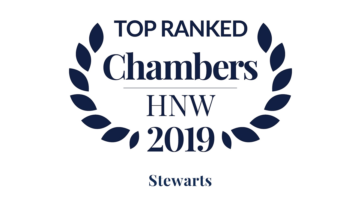 Chamber High Net Worth - Stewarts 2019