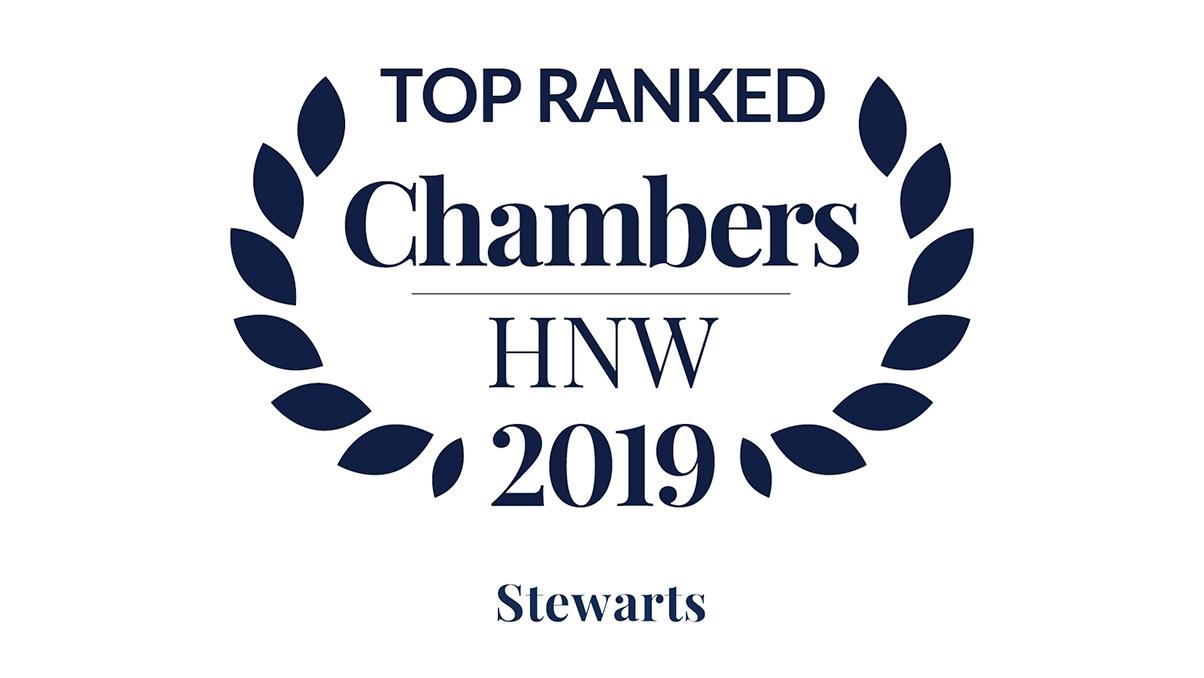 Chamber High Net Worth - Stewarts 2019