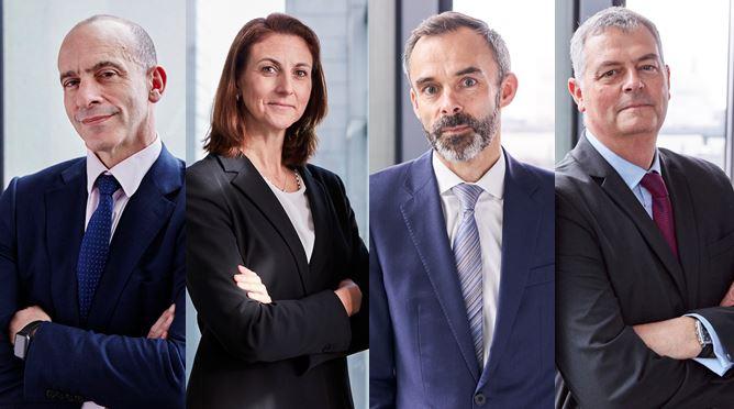 Clive Zietman,Fiona Gillett, Julian Chamberlayne,Ian Gatt QC