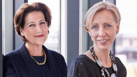Helen Ward and Emma Hatley - Divorce and Family Partner Team