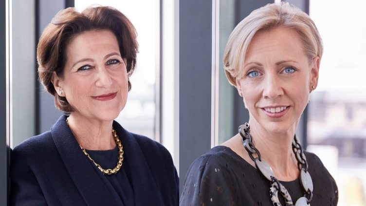 Helen Ward and Emma Hatley - Divorce and Family Partner Team