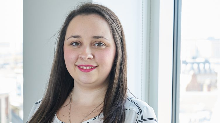 Jessica Lister - Leeds Office Manager - Stewarts