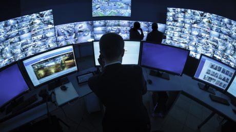Facial recognition - CCTV
