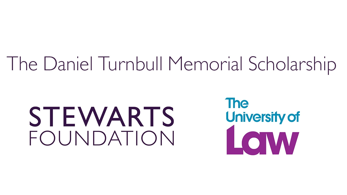 Daniel Turnbull Memorial Scholarship