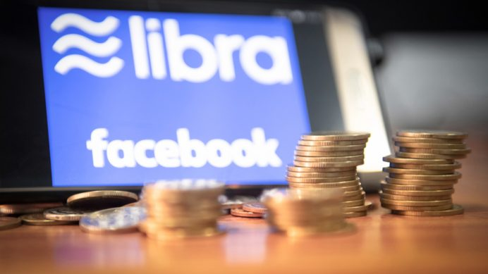 Libra blockchain digital currency