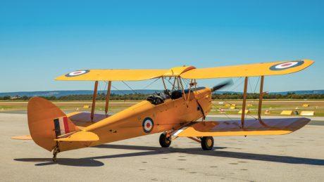 DH82A - de Havilland Tiger Moth