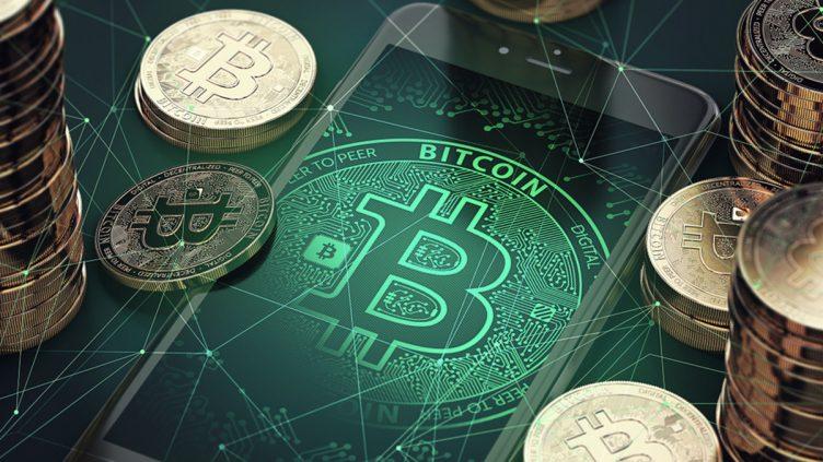 Bitcoin-cryptocurrency-blockchain