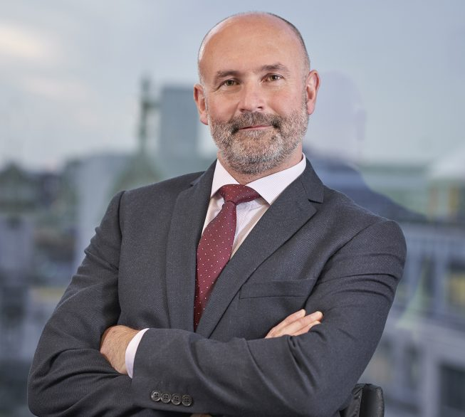 James Wood, Legal Director, Personal Injury