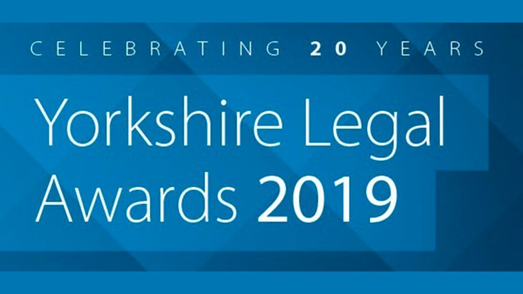 Yorkshire Legal Awards Win Litigation and Dispute Resoltion Award Stewarts