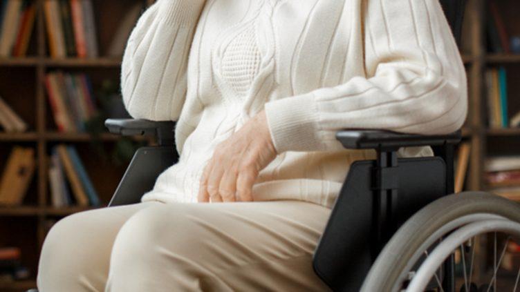 Woman Wheelchair-