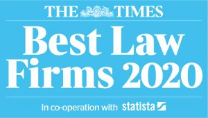 TheTimes_BestLawFirms2020