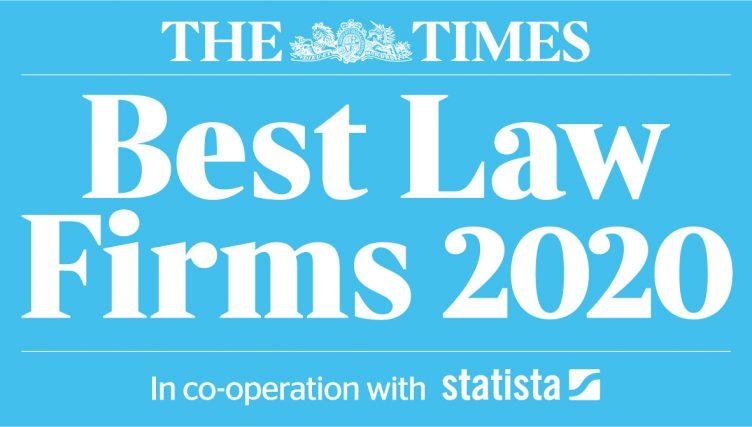 TheTimes_BestLawFirms2020