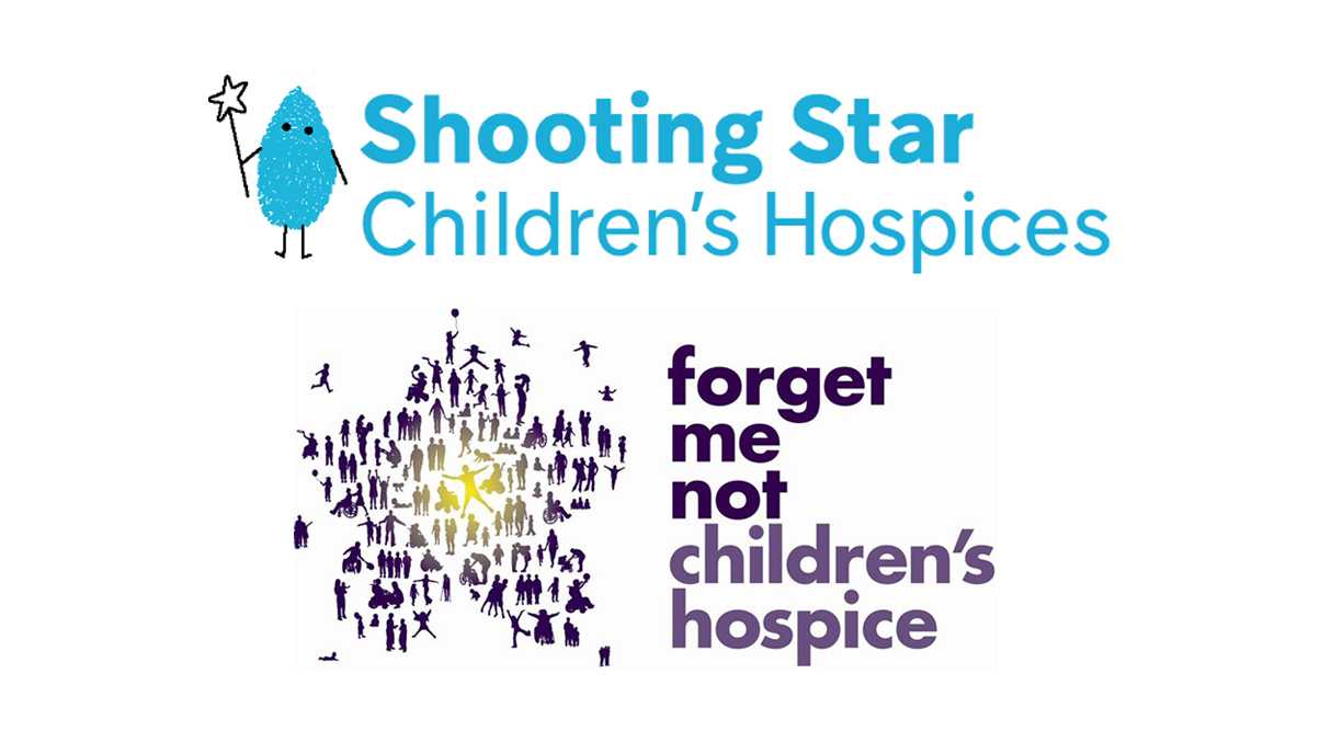 Shooting Stars Forget me not children's hospice