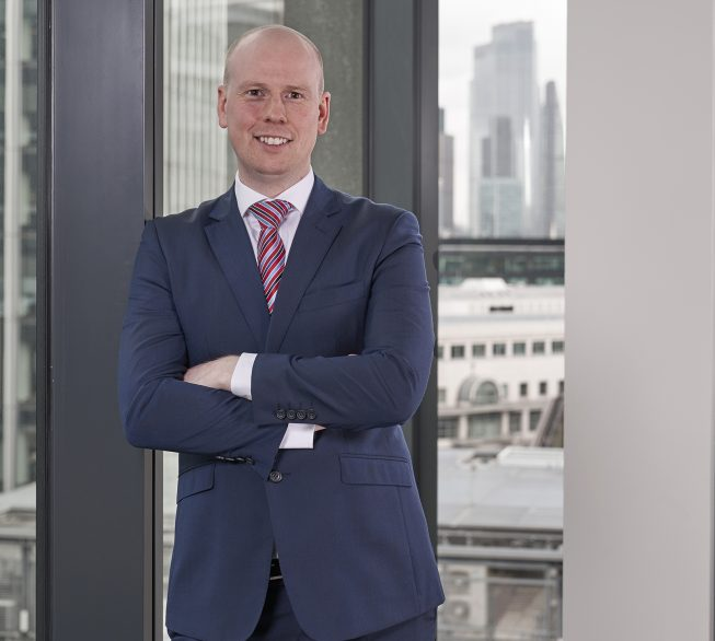 Andrew Robson - Senior Associate, Commercial Litigation - Stewarts