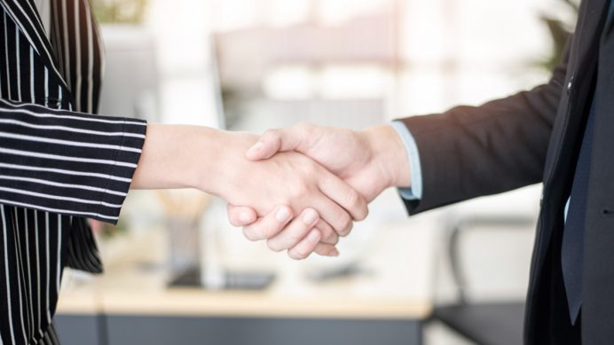 Handshake How to avoid litigation
