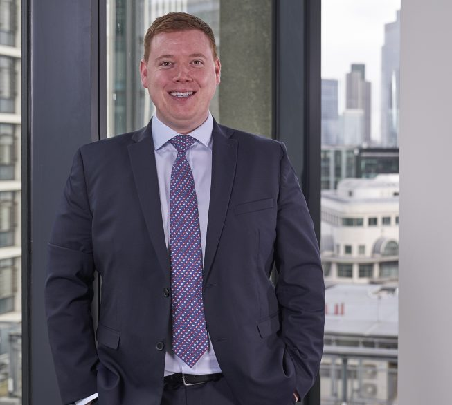 Matthew Caples - Associate, Commercial Litigation - Stewarts