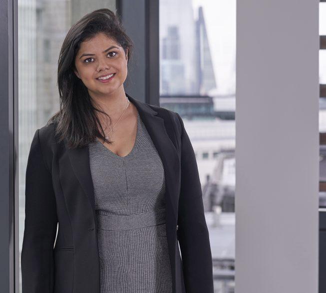 Krishna Mahajan - Associate, Tax Litigation and Investigations - Stewarts