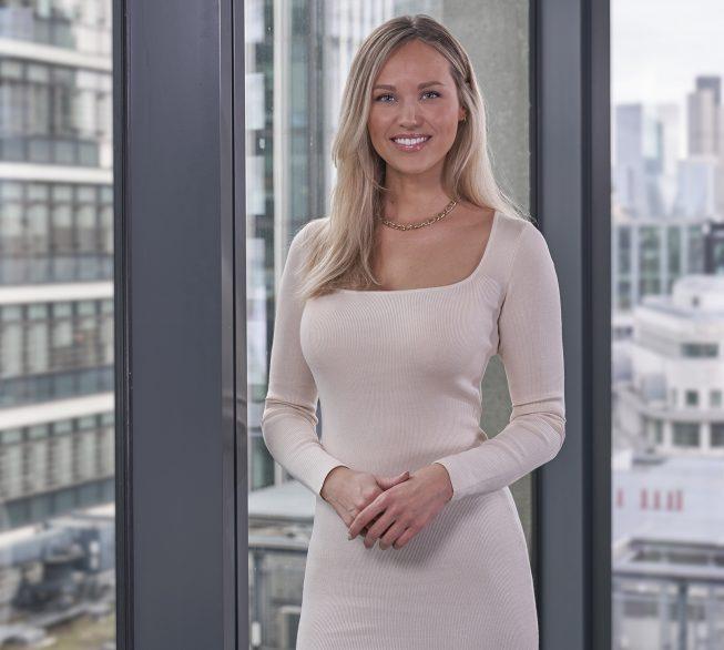 Milda Viela - Business Development Manager - Stewarts