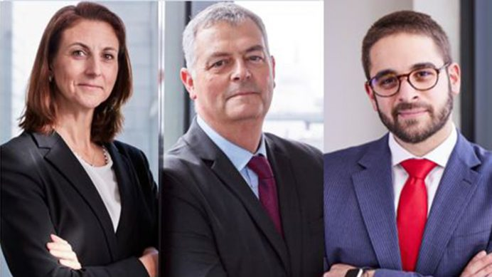 Fiona Gillett, Ian Gatt QC, Aleks Valkov - Commercial Litigation