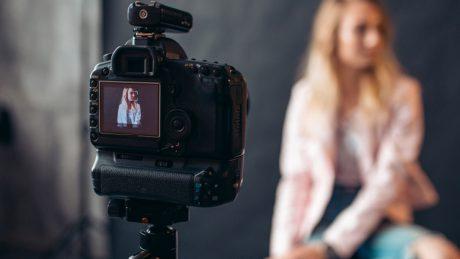 Media-camera-model-