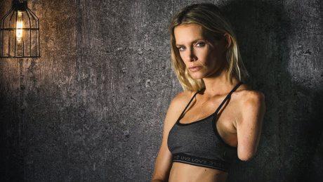Olivia Jackson - UK-based stunt performer