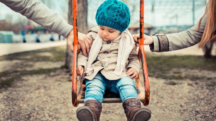 Divorce--child--custody