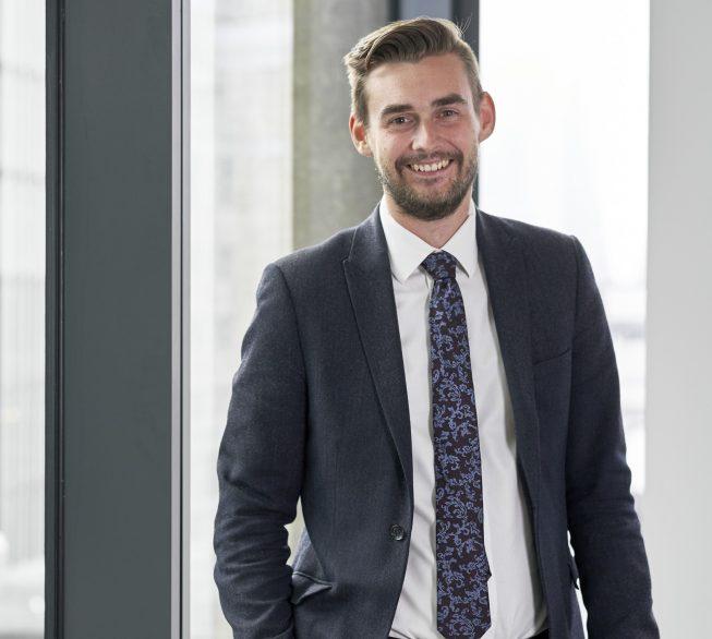 James Griffin - Associate Solicitor, International Injury