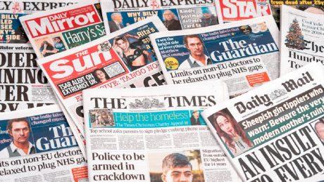 British Newspaper Press