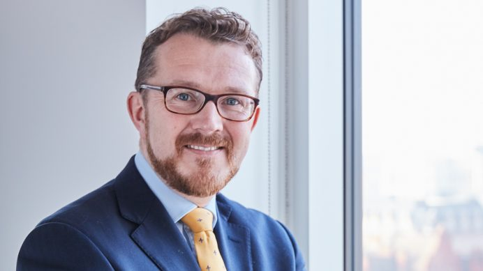 Adrian Clossick ,Partner Head of Divorce and Family, Leeds