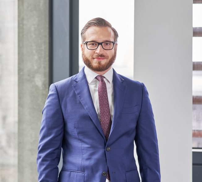Alexander Lerner - Senior Associate, Tax Litigation