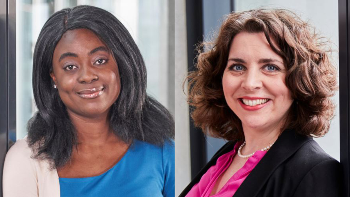 Natalie Osafo, Senior Associate and Philippa Charles, Head of International Arbitration