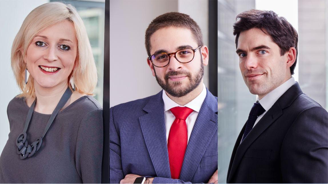 Elaina Bailes and Associates Aleks Valkov and Tom Otter - Commercial Litigation
