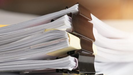 File documents