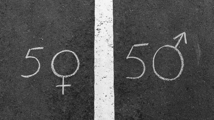 50:50 split divorce