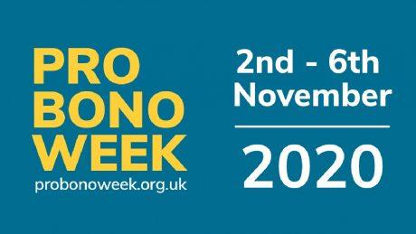 Pro bono week 2020