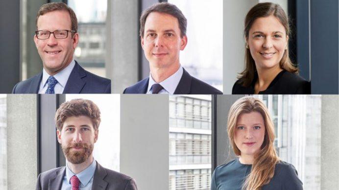 James Price, Geoff Kertesz, Emma Holland, Luca del Panta, Catriona Abraham- Trust and Probate Litigation Litigation