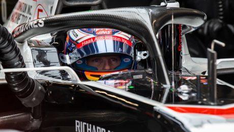 Romain-Grosjean-F1- Team Haas
