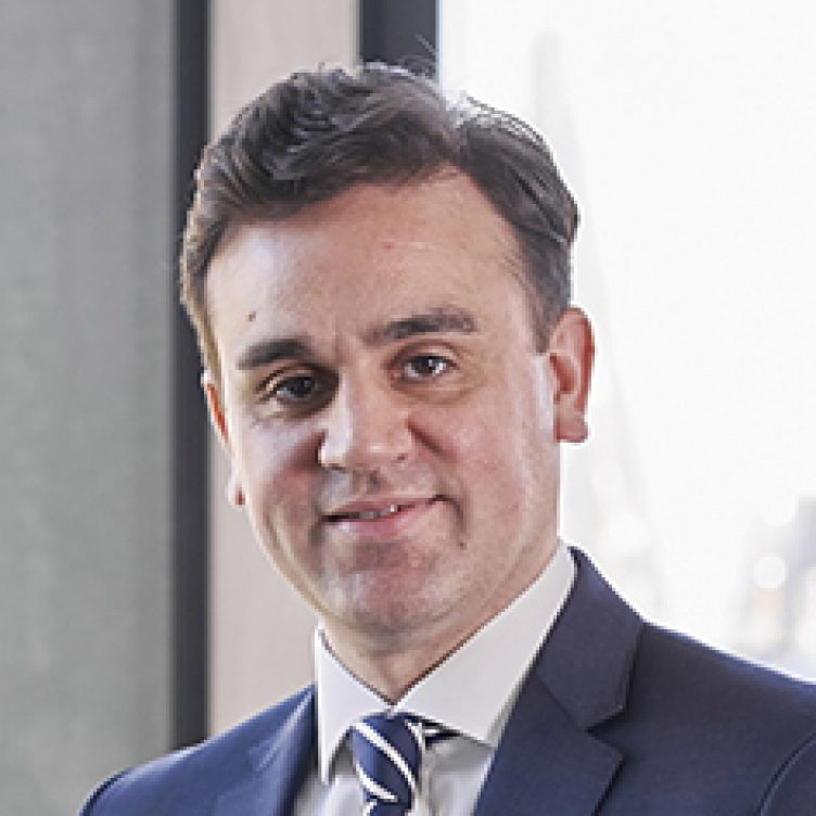 Alex Jay, Head of Contentious Insolvency, Stewarts