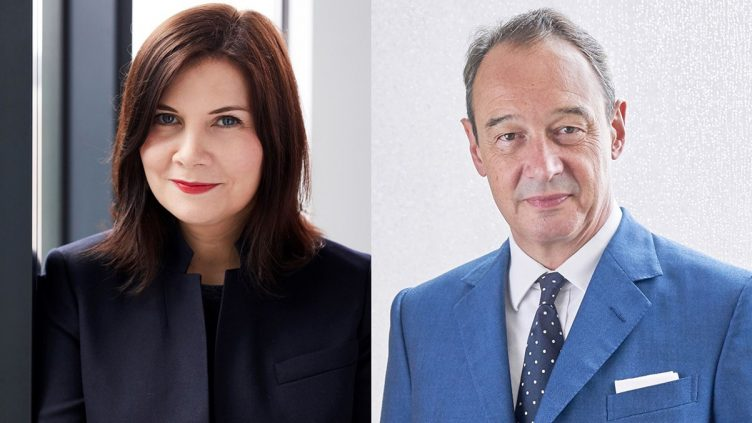 Kate Pollock, Head of Competition Litigation, and John Cahill, Stewarts Managing Partner