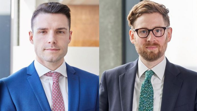 Joseph Lappin and Charlie Thompson - Employment