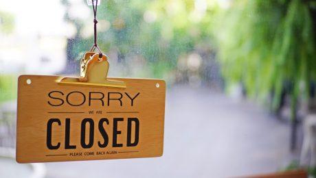 Covid - closed