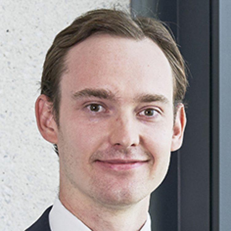 Jack Barlow, Commercial litigation, Associate