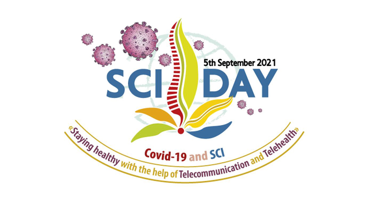 World Spinal Cord Injury Day 2021 - Covid-19 and SCI: Staying healthy with the help of Telecommunication and Telehealth